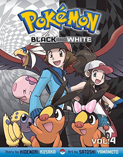 POKEMON BLACK & WHITE GN VOL 04 (C: 1-0-1)