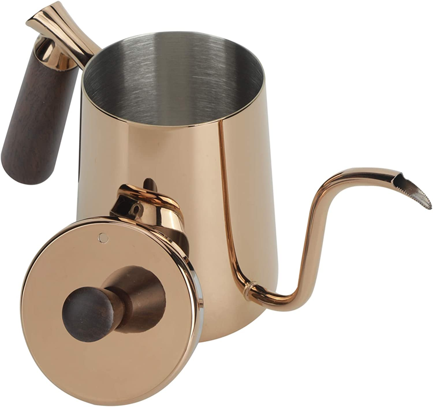 online shopping Stainless Coffee Pot Discount mail order with 304 Goosen Steel