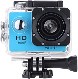 full spectrum action camera
