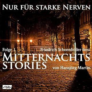 Mitternachtsstories von Hansjörg Martin 1 Titelbild