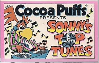 Cocoa Puffs Presents Sonny's Top Tunes (Audio Cassette)