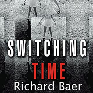 Switching Time audiobook cover art