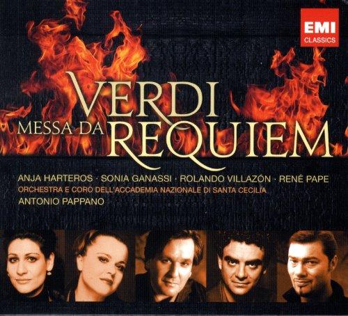 Antonio Pappano - Verdi. Messa da Requiem