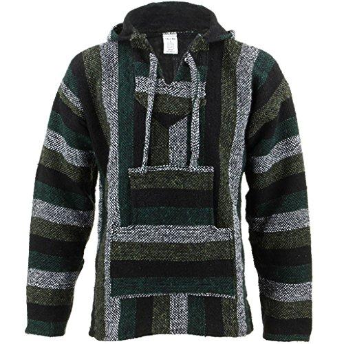 baja hoodie herren