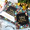 """Planner 2021-2022 - Academic Planner 2021-2022 Weekly & Monthly, Jul 2021 - Jun 2022, 8"""" x 10"""", Tabs, Gift Box, Pocket, Luxury Vegan Cardboard, Ruler, Twin-Wire Binding, Thick Paper, 15 Note Pages #1"""