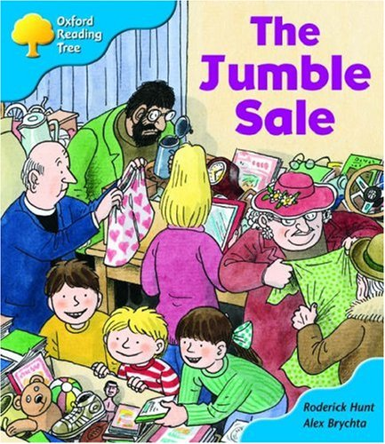 Oxford Reading Tree: Stage 3: More Storybooks A: the Jumble Saleの詳細を見る