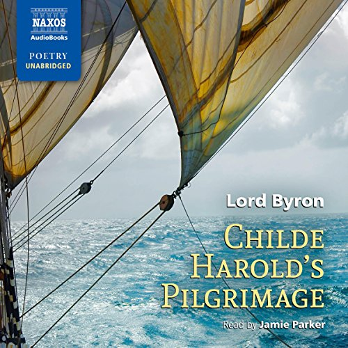 Childe Harold's Pilgrimage audiobook cover art