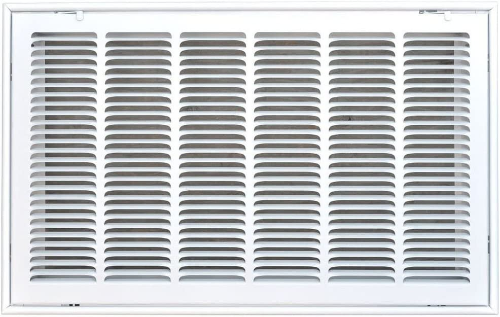Speedi-Grille New Free Shipping SG-2414 FG 24-Inch by White Courier shipping free Return Air 14-Inch Ven