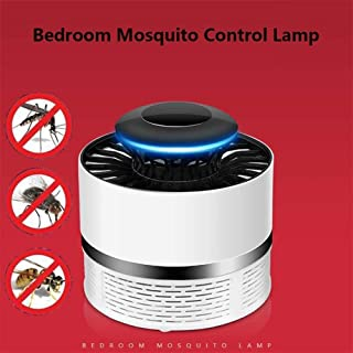 Mosquito Insect Killer mosquito killer lamp Mosquito Killer Lamp Led Killer Moth Purple Light LED Bug Zapper Fly Lamp Trap...