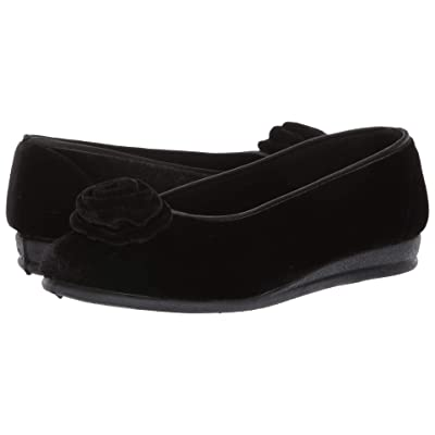 Spring Step Roseloud (Black) Women