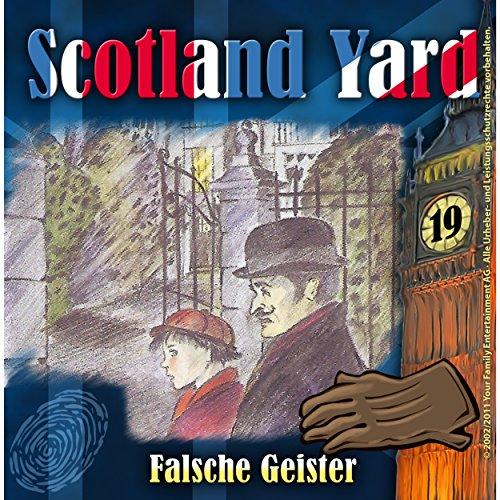 Falsche Geister (Scotland Yard 19) Titelbild