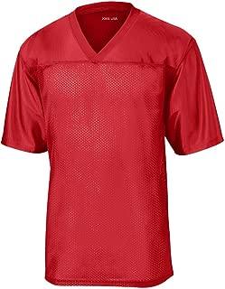 Best football jerseys plain Reviews