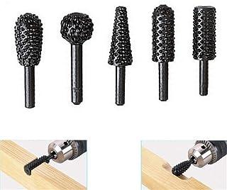 Baifeng Recommandé Products 5pcs/Lot de 60mm HSS perceuse Outil menuiserie Râpe en Forme de Burin Rotatif en Relief