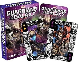 Aquarius Guardians Comics Playing Cards
