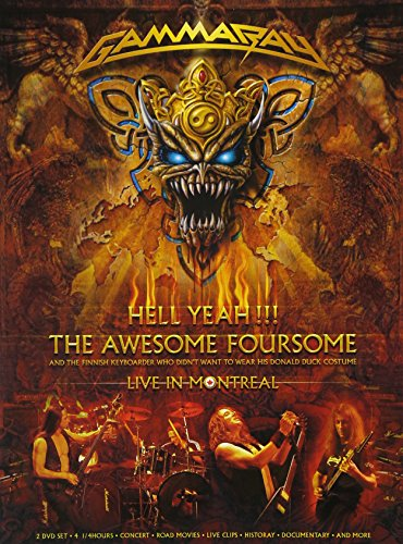 Hell Yeah!! ! Awesome Foursome [Alemania] [DVD]