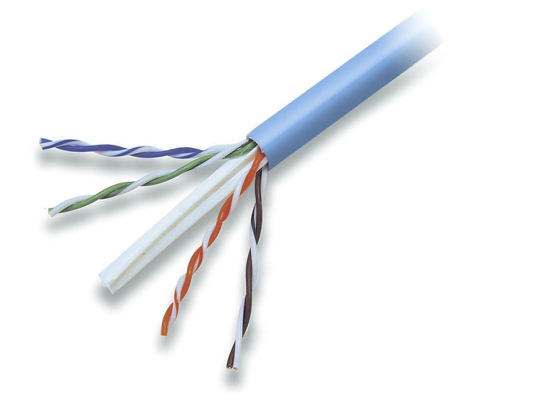 Belkin CAT6 1000-Foot Solid Bulk Cable (Blue)