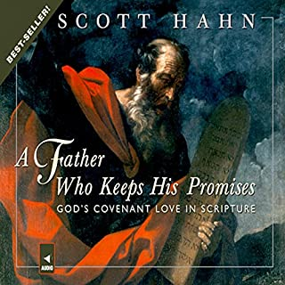 A Father Who Keeps His Promises audiobook cover art