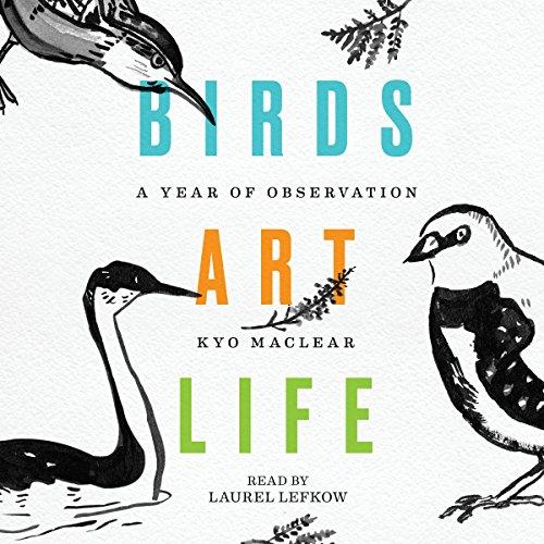 Birds Art Life audiobook cover art