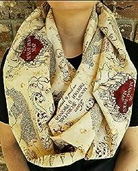 harry potter handmade ~ infinity scarf