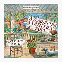 Matthew Rice a Year in the Country W 201 (Square)