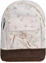 GERWADS Fashion Kawaii Fabric Canvas Mini Floral Backpack Women Girls Kids Cheap Coin Pouch Change Purses Clutch Bags
