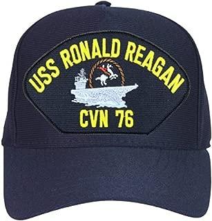 USS Ronald Reagan CVN-76 / USN Ship Baseball Cap