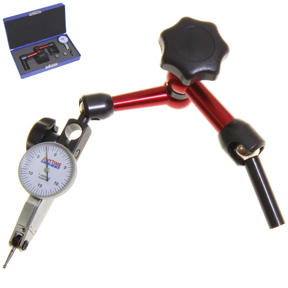 Long Beach Mall Anytime Tools Flexible Holder Test 3D Indicator excellence 0-15-0 0.0005