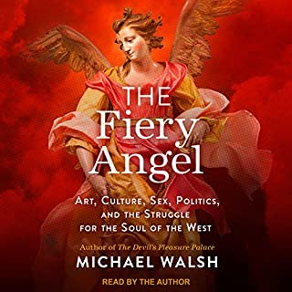 The Fiery Angel cover art