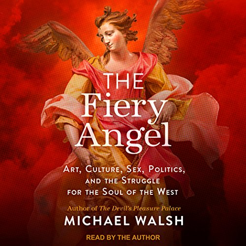 The Fiery Angel audiobook cover art