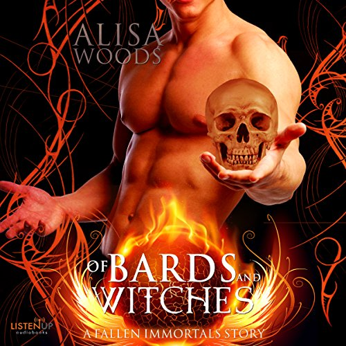 Of Bards and Witches audiobook cover art