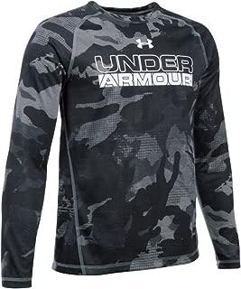 Boys Coldgear Infrared Long Sleeve Shirt
