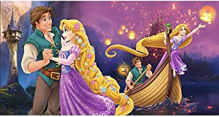 Featuring Rapunzel; Tangled Party Supplies Disney Studios 2 Deluxe Coloring and Activity Books with Stickers Disney Princess Tangled Coloring Book Set for Girls Kids Poster and More