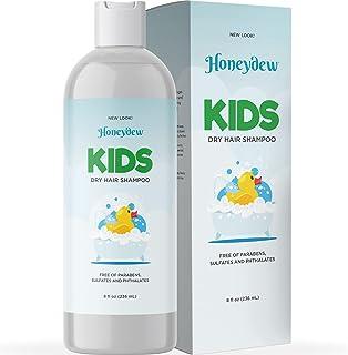 بهترین شامپو ضد شوره سر مخصوص بچه ها - شامپو مخصوص کودکان کاملاً طبیعی لطیف برای شوره سر - درمان خارش پوست سر برای کودکان با درخت چای اسطوخودوس و جوجوبا - سولفات رایگان برای همه سنین