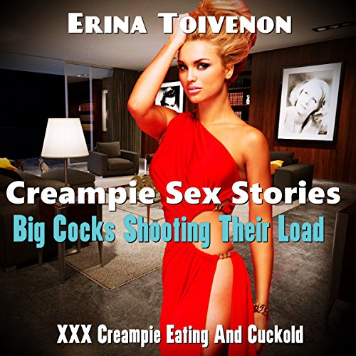 Creampie Sex Stories audiobook cover art
