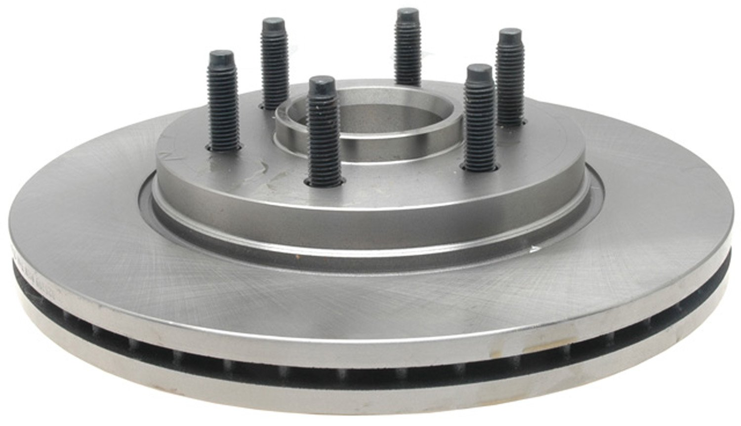ACDelco 18A562A Advantage Non-Coated Front Disc Brake Rotor and Hub Assembly