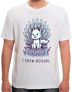 Camiseta I Know Nothing - Masculina