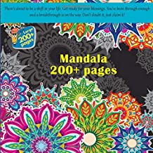Mandala 200+ pages There's about to be a shift in your life. Get ready for your blessings. You've been through enough and a breakthrough is on the way. Don't doubt it, just claim it!
