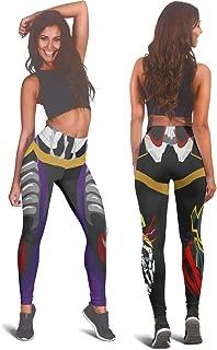 Ancofan Women Overlord Momonga Leggings Yoga Sport Tights Fitness Pants