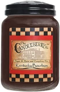 Candleberry Kentucky Bourbon 26oz. Jar