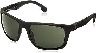 CARRERA Men's Sunglasses, Rectangular, 8027/S - Black/Green