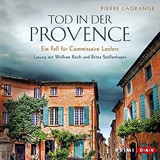 Tod in der Provence Titelbild