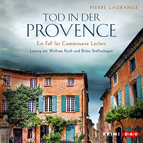 Couverture de Tod in der Provence