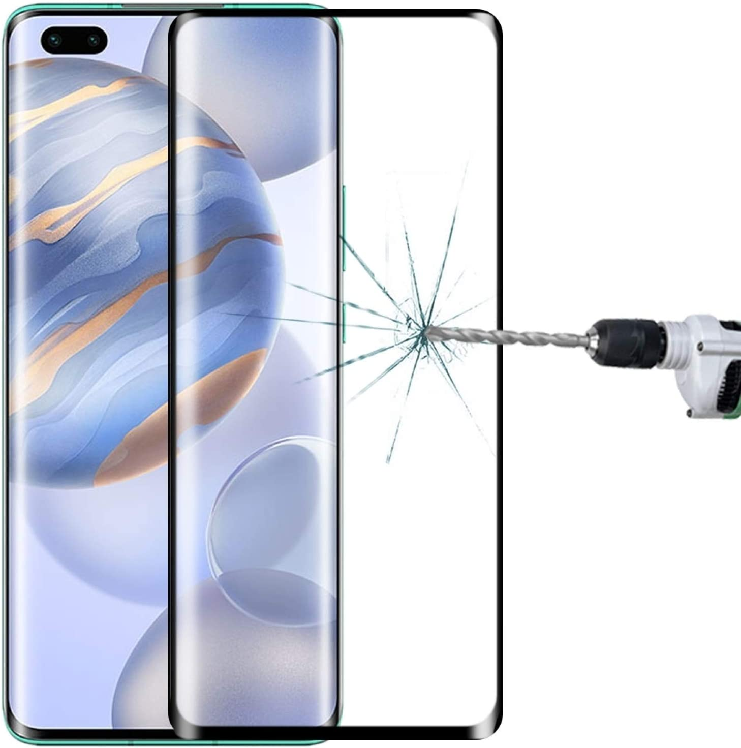 NANSHAN✅ HDSCREENPROTECTOR+ for Huawei 2021 spring and summer new Honor Cu 30 Outlet ☆ Free Shipping 3D Pro