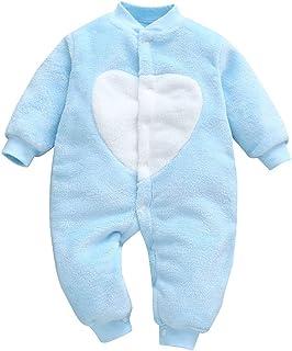 LANSKIRT_Ropa de bebé, Ropa Recien Nacido Niño,Lanskirt Monos para Bebés Niño 3M-18M Bodies Bebé Recién Nacido con Imprimiendo de Amor Corazón Mono Romper Ropa Recien Nacido Niña Verano
