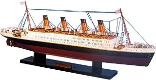 Hampton Nautical RMS Titanic Limited Model Ship, 20