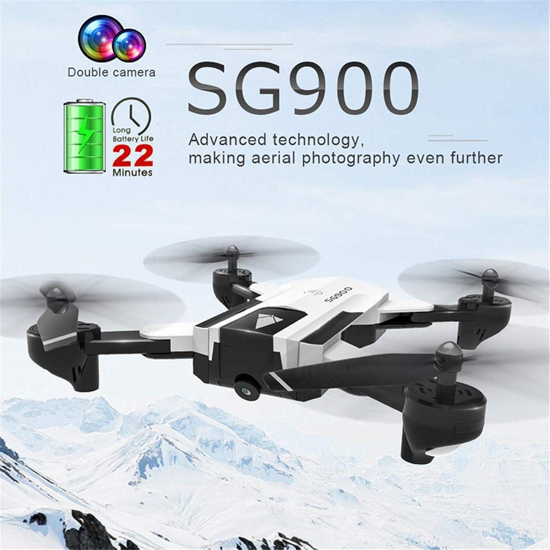 Vuelta de 10 dias RENYAYA SG900 Drone Dual Camera HD 720P 720P 720P Profesión FPV WiFi RC Quadcopter Punto Fijo Altitud Hold Follow Me Dron Helicopter  suministramos lo mejor