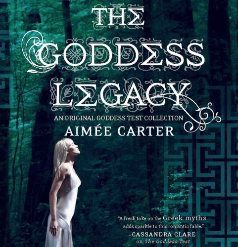 The Goddess Legacy cover art