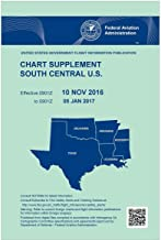 FAA Chart Supplement South Central (Always Current Edition)
