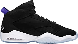 Mens Lift Off Textile Synthetic White Dark Concord Trainers 11.5 US