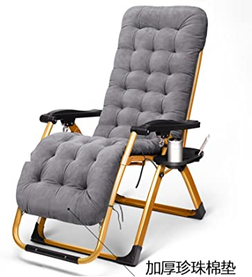 JKAPWQOILUXHWTX Lounge Chairs/Office rollaway Bed/Single Lunch Bed/Afternoon Chair/Adult